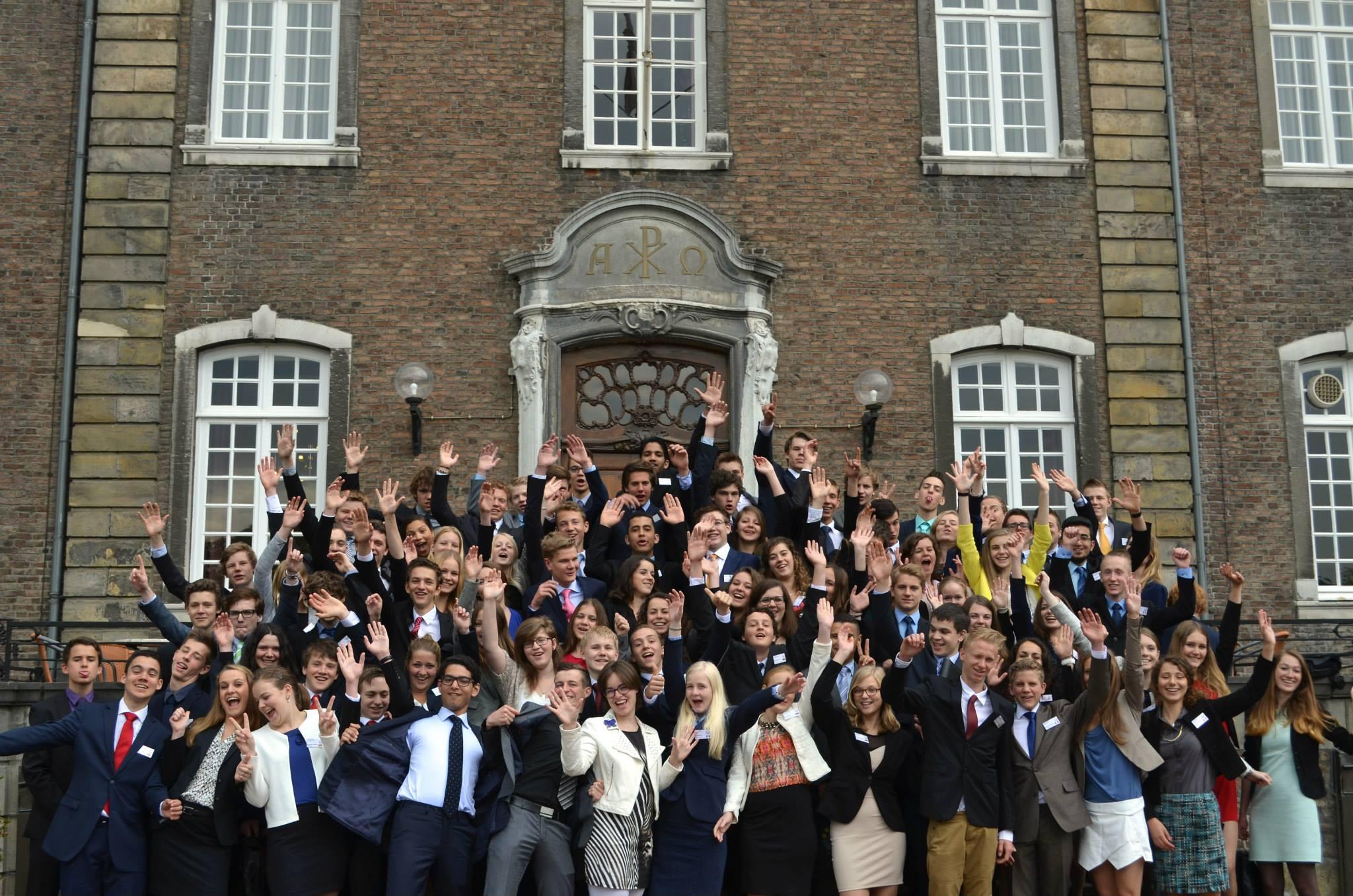 Kick-Off Day Alumni-Netwerk & Lustrumviering MEP Limburg