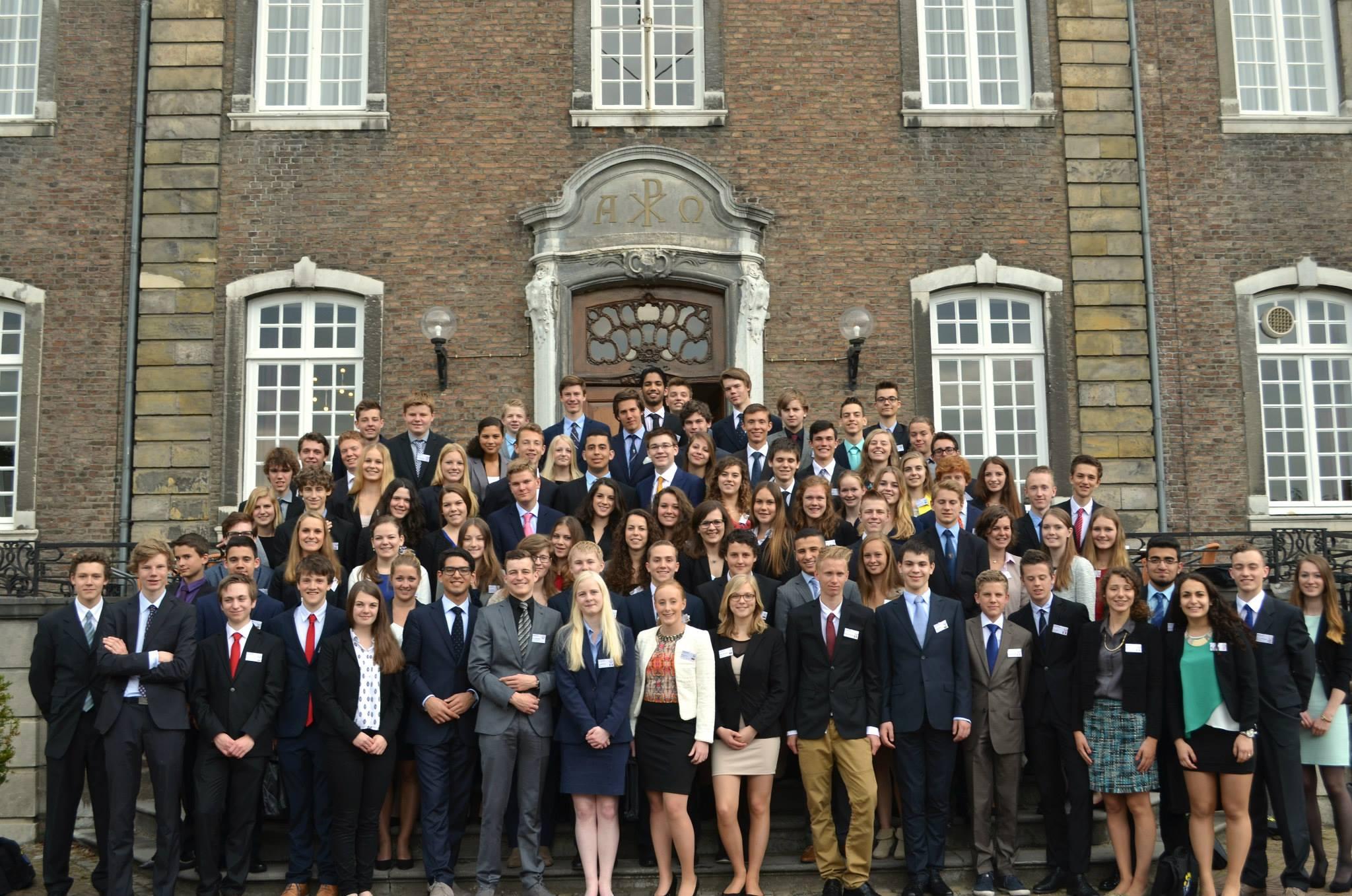 Klaar voor de Limburgse MEP Conferentie 2015!
