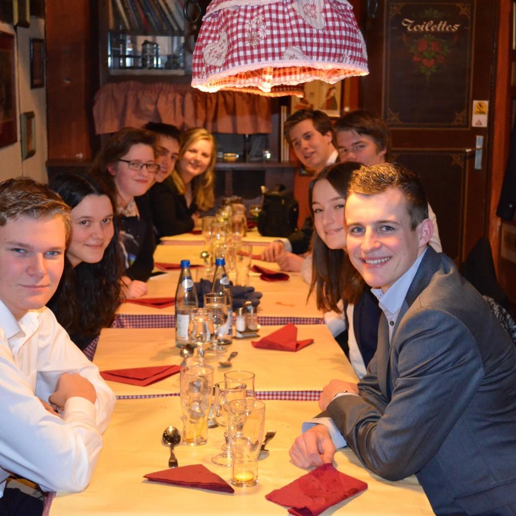 Straatsburgreis 2015