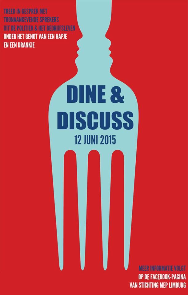 12 juni: Dine and Discuss MEP Alumni netwerk!