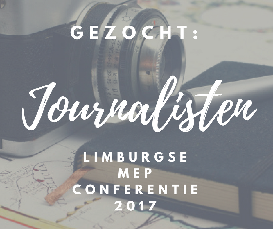 Gezocht: journalistenteam conferentie 2017