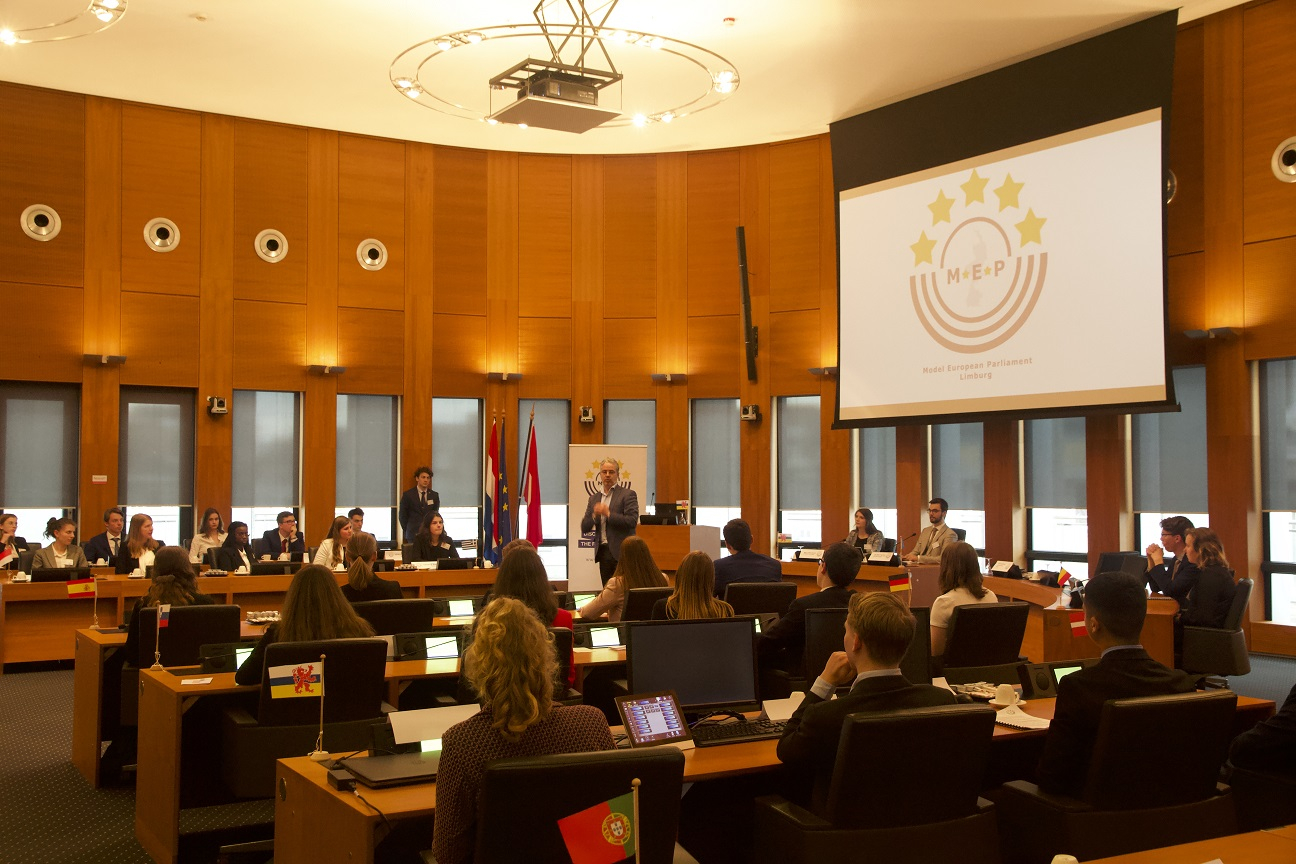 MEP Limburg conferentie 2018 dag 1