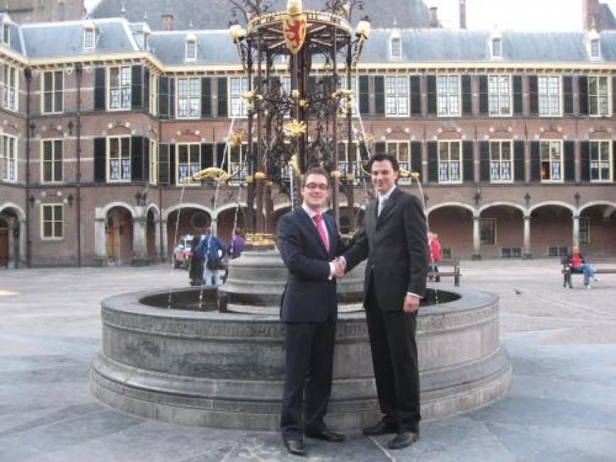 Guy Frints draagt provinciaal coördinatorschap over aan Jasper Piepers
