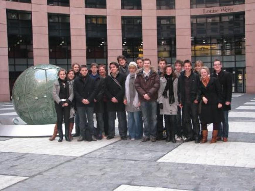 Vijfde dag Straatsburgreis: Een geslaagde afsluiting van een geslaagde reis