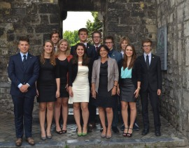 Eerste bijeenkomst Bestuur MEP Limburg bestuursjaar 2014/2015
