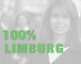 Voorzitter Guy Frints te gast bij 100% Limburg