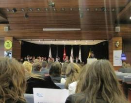Martine Wauben over haar Internationale MEP Conferentie in Istanbul