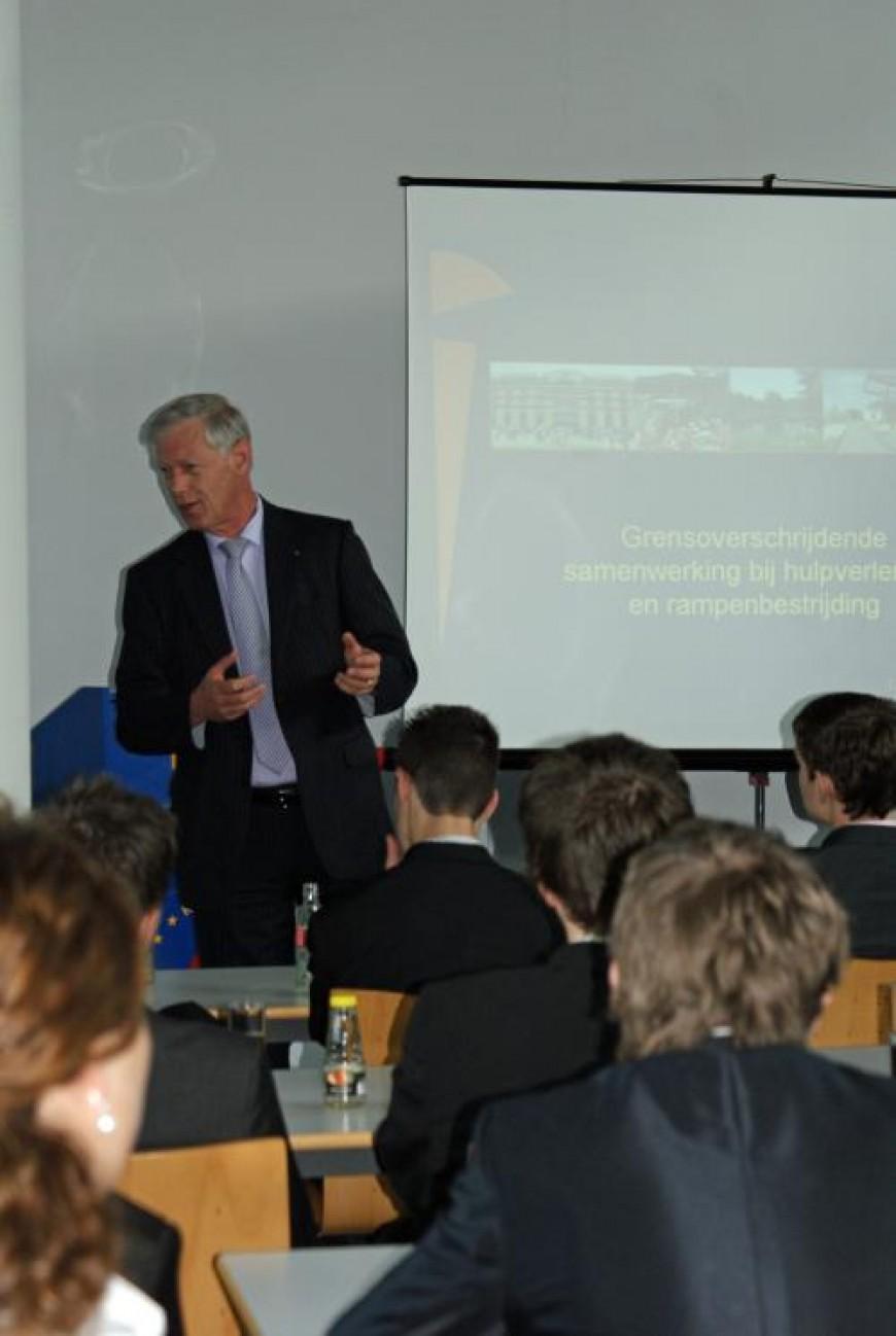 Limburgse MEP Conferentie 2011, dag 3: Europa op een regionaal niveau