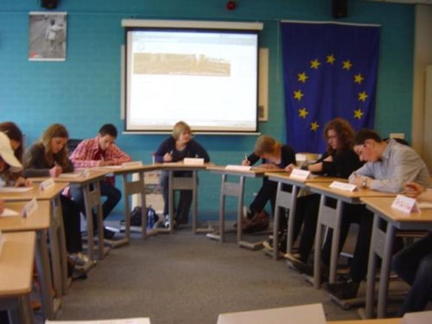 Schoolvoorronde: Porta Mosana College, Maastricht