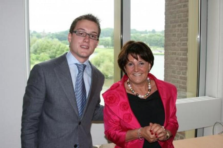Europarlementariër Ria Oomen en Kamerlid Ger Koopmans zullen Limburgse MEP Conferentie 2009 openen