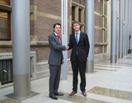 Nieuw Bestuur Stichting MEP Limburg