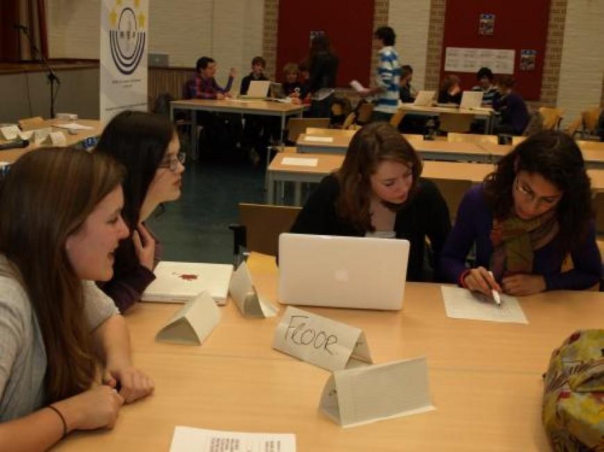 Schoolvoorronde: Sint-Maartenscollege, Maastricht