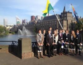 Limburgse delegatie klaargestoomd voor de Algemene Vergadering in Den Haag