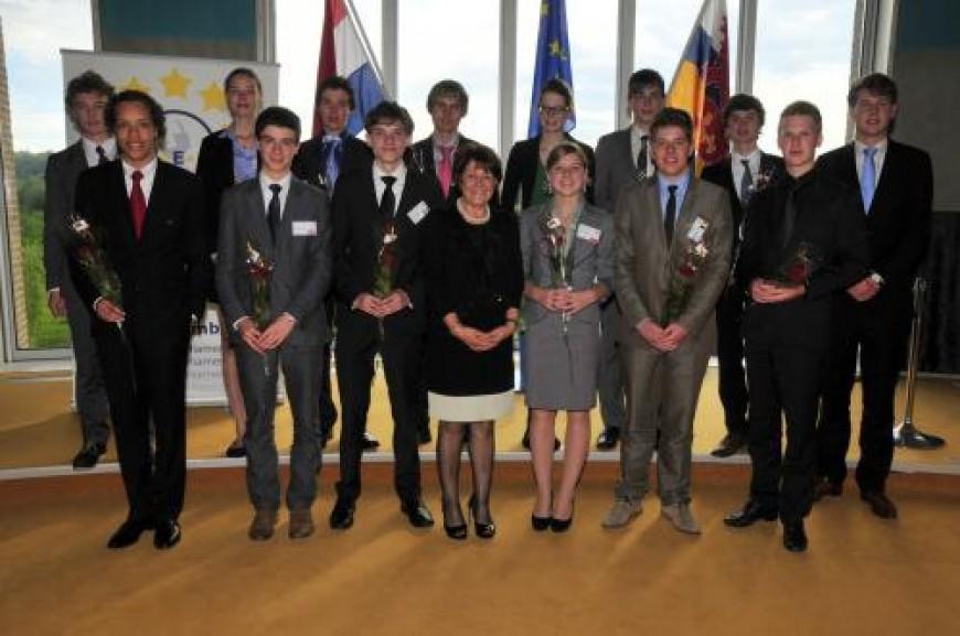 Nationale MEP Conferentie 2012: De Limburgse delegatie klaargestoomd voor Den Haag