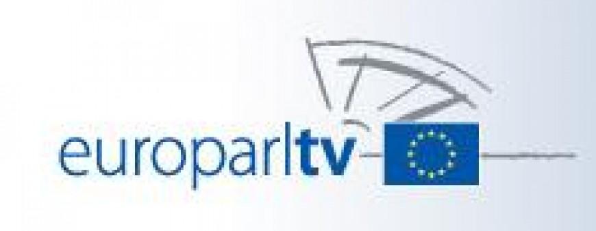 Ria Oomen attendeert MEP op nieuwe Europese tv-zender: 'Europarl TV'