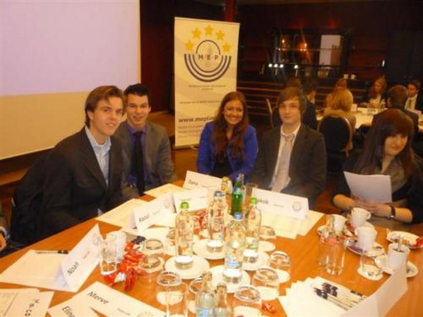 De eerste Euregiodag in de geschiedenis van MEP Limburg