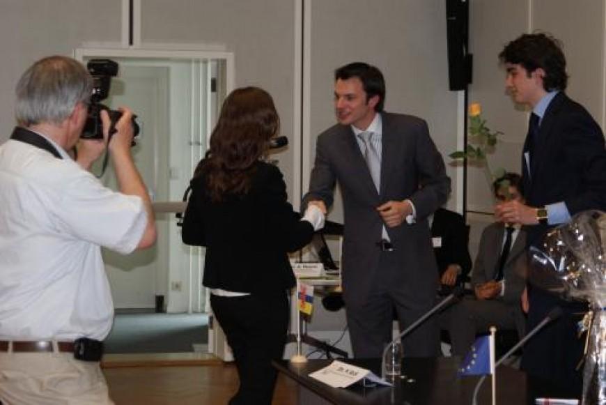 Jasper Piepers neemt afscheid als bestuursvoorzitter