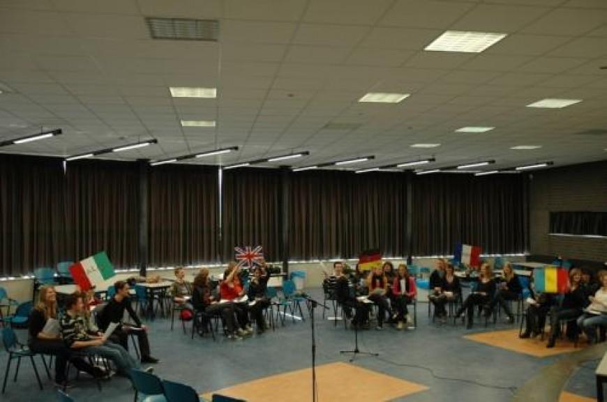 Schoolvoorronde: Raayland College, Venray