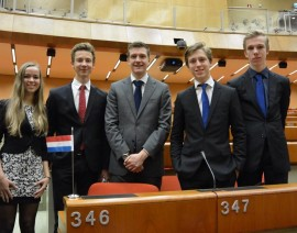 Internationale MEP Conferentie 2014 Luxemburg