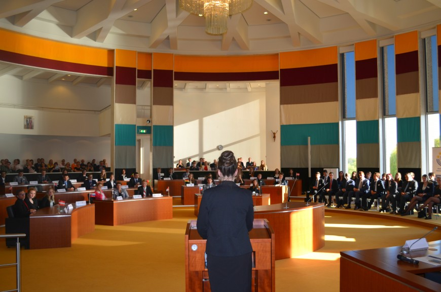 Limburgse MEP Conferentie 2015 Dag 1: Het debat is geopend