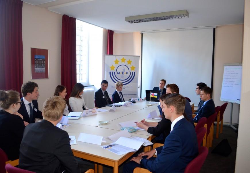 Ervaringsverslag van commissievoorzitter Cédric Jonckers
