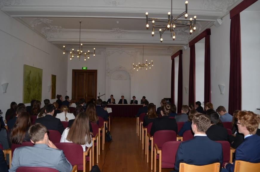 Limburgse MEP Conferentie 2015 Dag 3: De ontknoping nadert