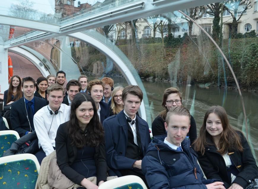 Een laatste dag Straatsburg, dag 4