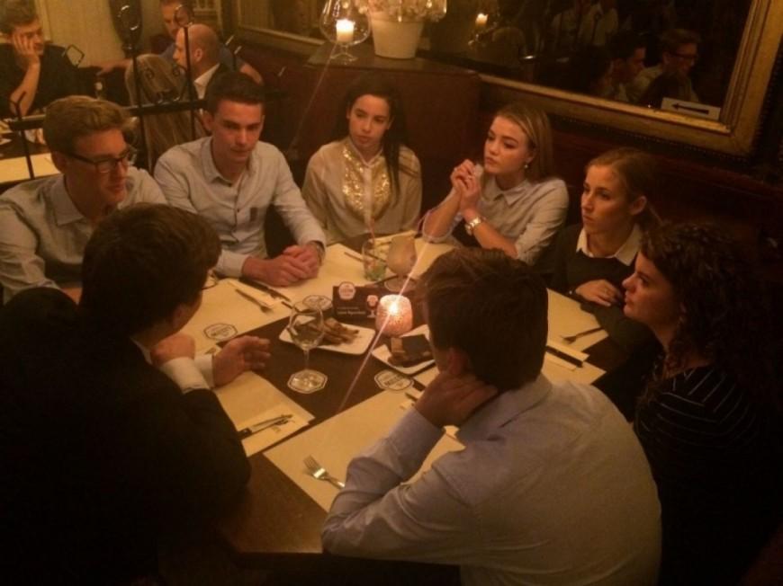 Een onvergetelijke Dine & Discuss voor MEP Limburg Alumni