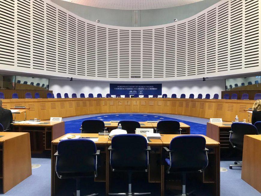 Straatsburgreis 2019 Dag 2: Europees Hof voor de Rechten van de Mens