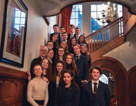 Straatsburgreis 2019 Dag 3: Raad van Europa & Nederlandse Ambassade