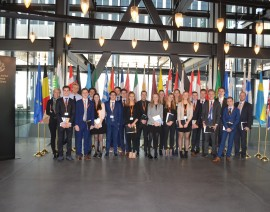 Straatsburgreis 2017 Dag 1: Popelend om te vertrekken