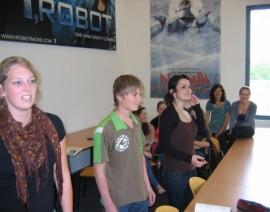 Schoolvoorronde: Bouwens van der Boijecollege, Panningen