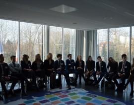 Straatsburgreis 2017 Dag 4: Raad van Europa, levensgroot bordspel en Straatsburg by-night.