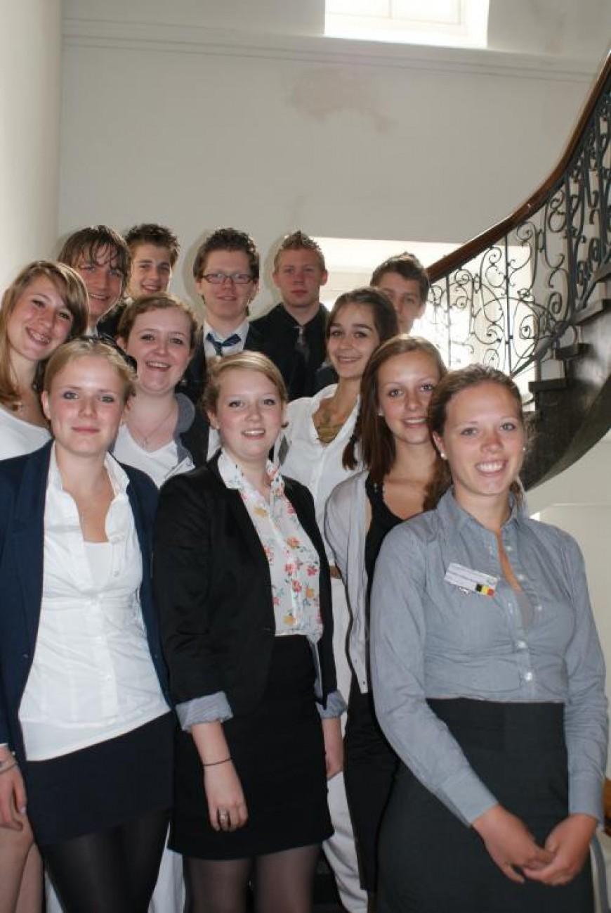 Limburgse MEP Conferentie 2011, dag 2: Formeel & Fun