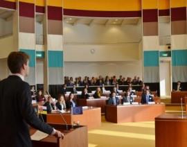 Limburgse MEP Conferentie 2013 – Dag 1: Het startschot is gegeven!
