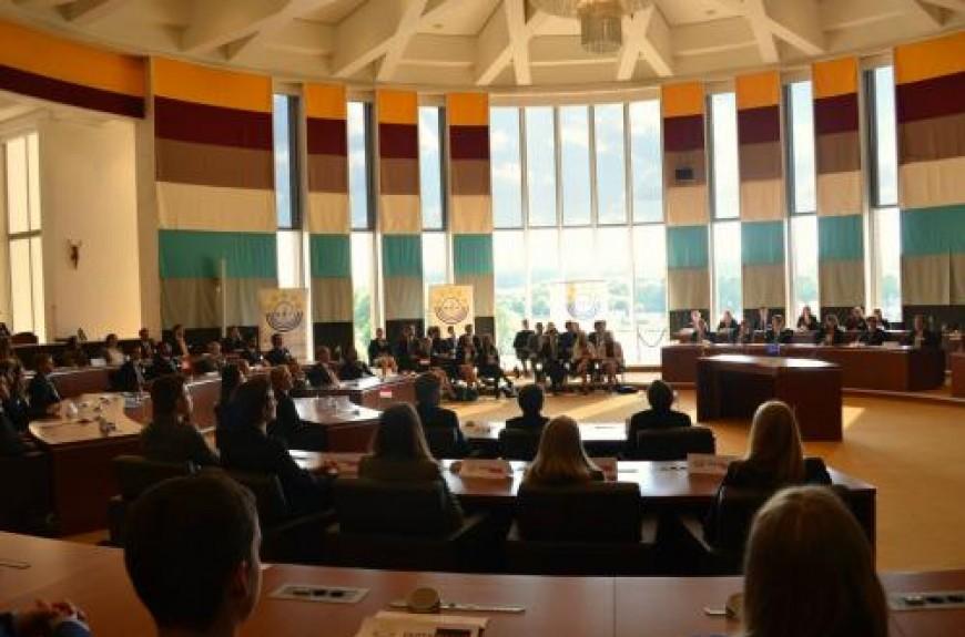 De Officiële Opening van de Limburgse MEP Conferentie 2014