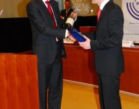 Oprichter Guy Frints benoemd tot erevoorzitter Stichting MEP Limburg