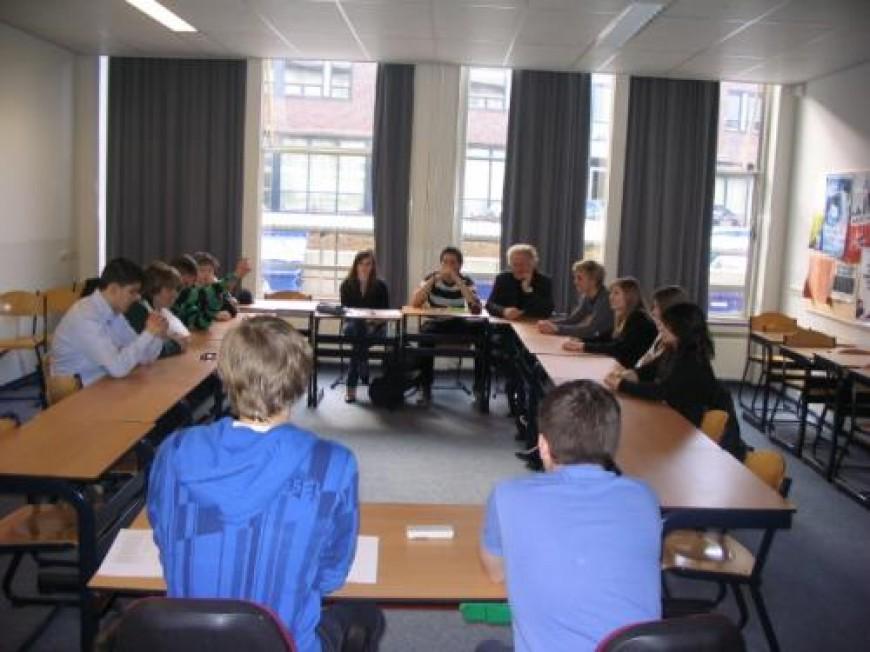 Schoolvoorronde: Graaf Huyn College, Geleen