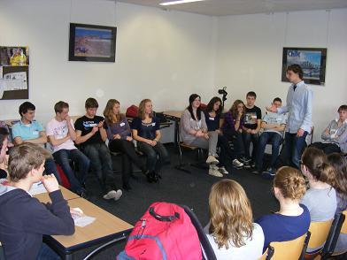 Schoolvoorronde: Bouwens van der Boije College, Panningen