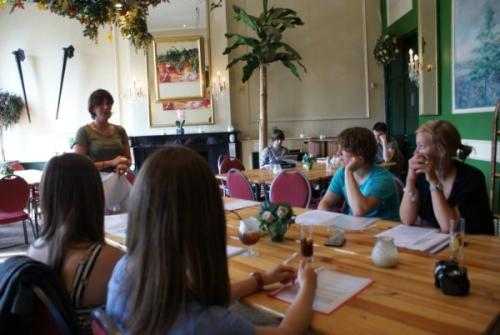 Workshop Creatief schrijven voor de Model European Press