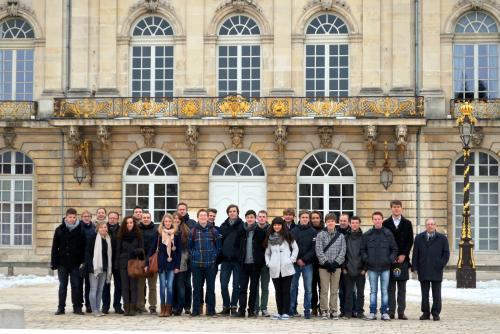 Straatsburgreis: Dag 5 – Cultureel programma in Nancy