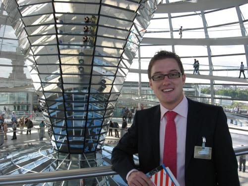 Afscheidsbericht bestuursvoorzitter Guy Frints