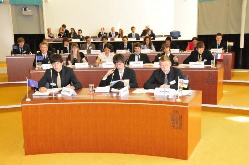 Limburgse MEP Conferentie 2011, dag 4:  De Plenaire Vergadering